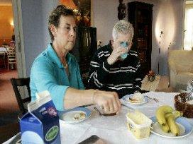 Thuiszorg Service Nederland doet zich voor als STN Zorg
