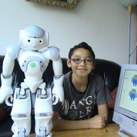 Robot leert kinderen omgaan met diabetes