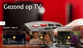 Omroepen bundelen medische tv-programma's