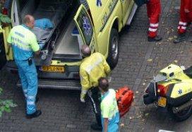 Ambulancedienst Amsterdam overweegt aangifte