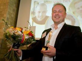 Willem van de Spijker wordt Talent van het Jaar 2011
