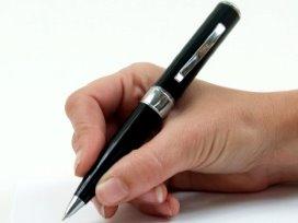 Digitale pen scant tekst naar computer