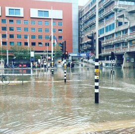 Wateroverlast gaat VUmc vele miljoenen kosten