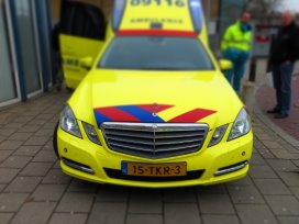 Staking ambulances breidt uit