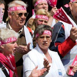 Thuiszorgmedewerkers demonstreren zaterdag op Malieveld