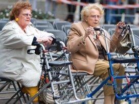 Tweederde zieke ouderen heeft meerdere aandoeningen