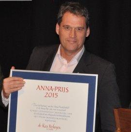 Dokter Kees wint prijs voor kunstheuponderzoek