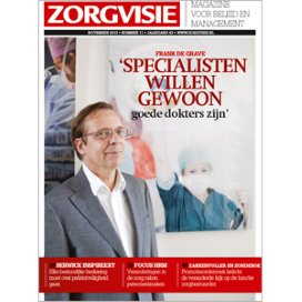 Zorgvisie magazine november 2013