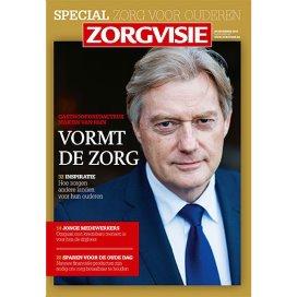 Cover Zorgvisie special 2016