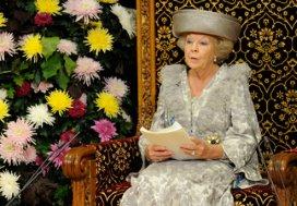 Wat zegt koningin Beatrix over de zorg?
