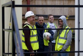 'Scheiden wonen en zorg verlamt bouw'