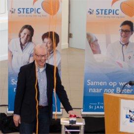 Het officiële startschot voor het traject STEPIC