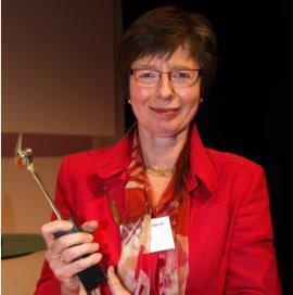 Marjanne Sint Zorgmanager van het Jaar 2010