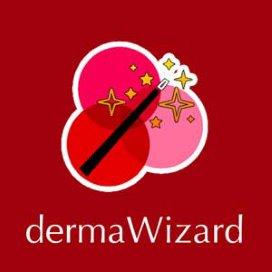 'dermaWizard app vervangt meest gebruikte dermatologieboek'