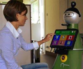 Gebruikersstudie naar sociale robot Mobiserv