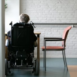 Onrustbanden in verpleeghuis exit