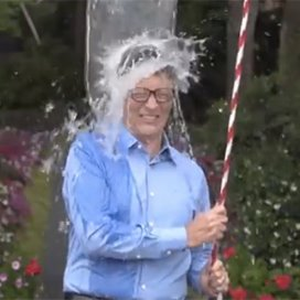 ALS stichting spint garen bij Ice Bucket Challenge