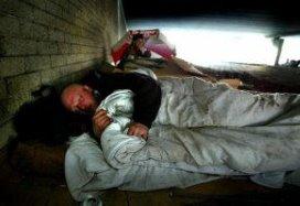 Kwart daklozen licht verstandelijk beperkt