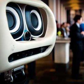 'Robot geeft zorgverlener ruimte'