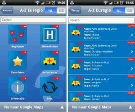 App helpt bij grensoverschrijdende acute zorg