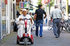 'Witte fietsenplan' voor scootmobielen in Montfoort