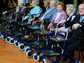 ZN: Hergebruik rollators leidt tot extra kosten