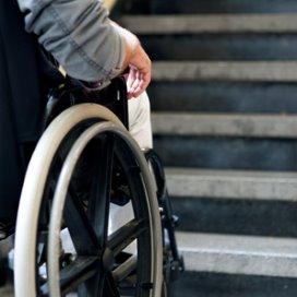'Nieuwe locatie Isala beproeving rolstoeler'