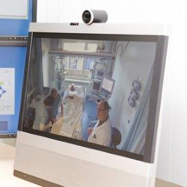 Tele-ic redt intensive care kleine ziekenhuizen