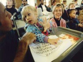 Borgstellingsfonds voor gehandicapte kinderen