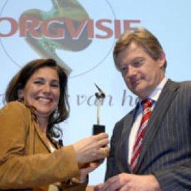 Claudia Zuiderwijk Zorgmanager van het Jaar