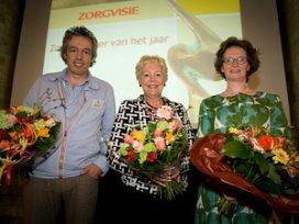 Fotoreportage: Zorgmanager en Talent van het Jaar 2011