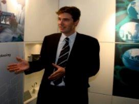 Cor Rumping directeur IT Healthcare bij Siemens