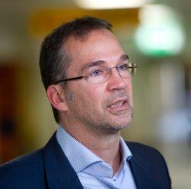 Directeur Thomas Jendges van de SLK-Kliniken