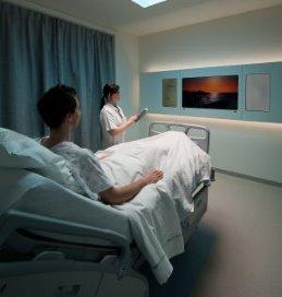 Philips openbaart aanpasbare herstelkamers