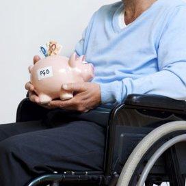 Kwart chronisch zieken leeft van spaarpot