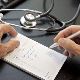 Huisartsen schrijven minder antibiotica voor