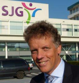 Eric Rikkert in bestuur SJG Weert