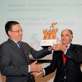 Albert Schweizer ziekenhuis wint prijs patiënt veiligheid