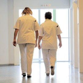Extra zorgpersoneel overbodig