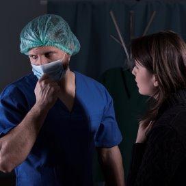 Helft patiënten noemt zorg onveilig