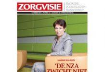 CoverZorgvisie magazine december 2015
