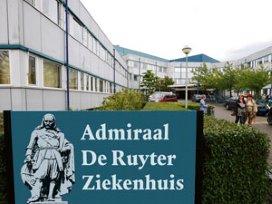Admiraal De Ruyterziekenhuis bezuinigt verder