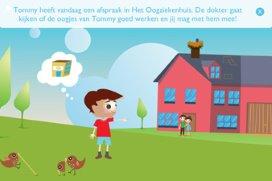 App bereidt kinderen voor op oogziekenhuis