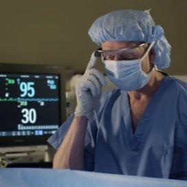 Google Glass toont toestand patiënt tijdens operatie