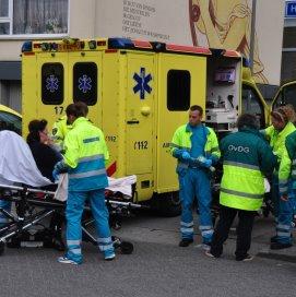 Drugslab oorzaak van brand in seniorenflat Rotterdam