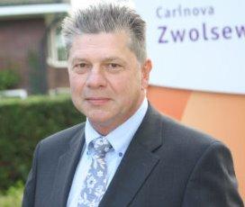 Politiecommissaris bestuurder bij Carinova
