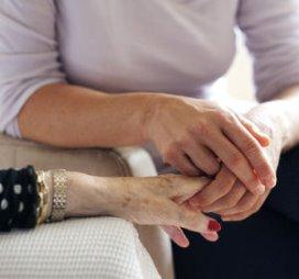Weinig contact thuiszorgmedewerker en mantelzorger