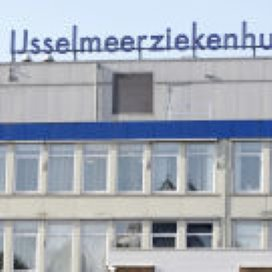 Loek Winter door met IJsselmeerziekenhuizen
