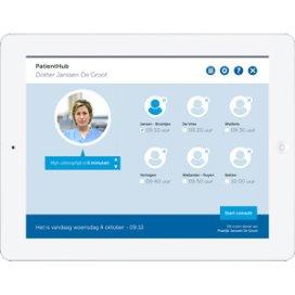 'Virtuele wachtkamer voor duizend zorgprofessionals'