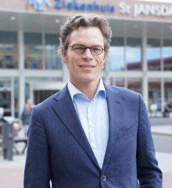 Albert Arp in jury Zorgmanager van het Jaar